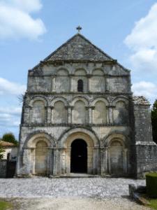 Eglise de Plassac